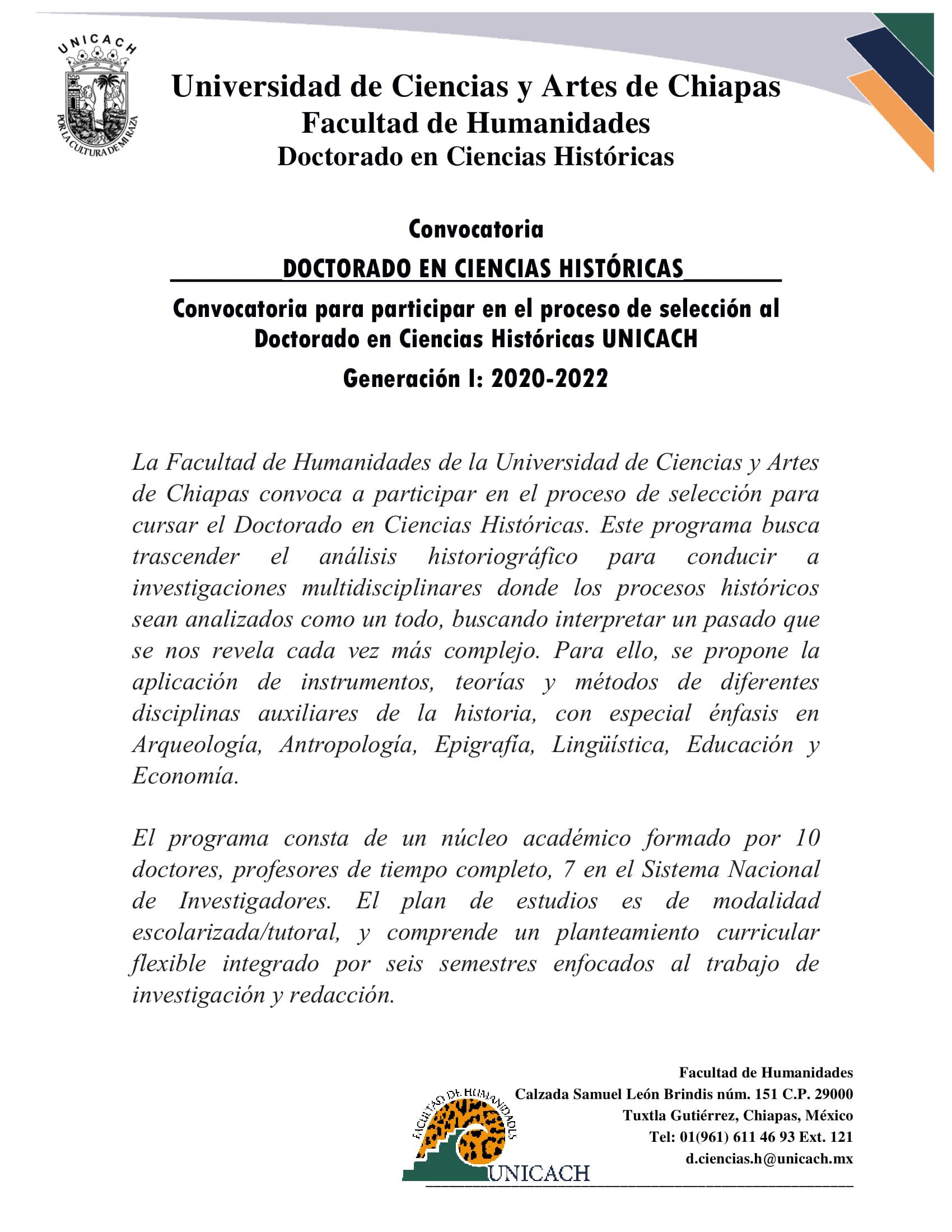 CONVOCATORIAENPDF24JUNIOCIENCIASHISTORICAS2019-1